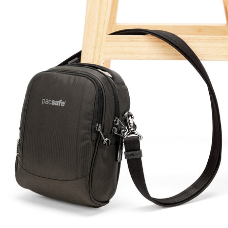 Metrosafe LS100 ECONYL® Anti-Theft Crossbody Bag