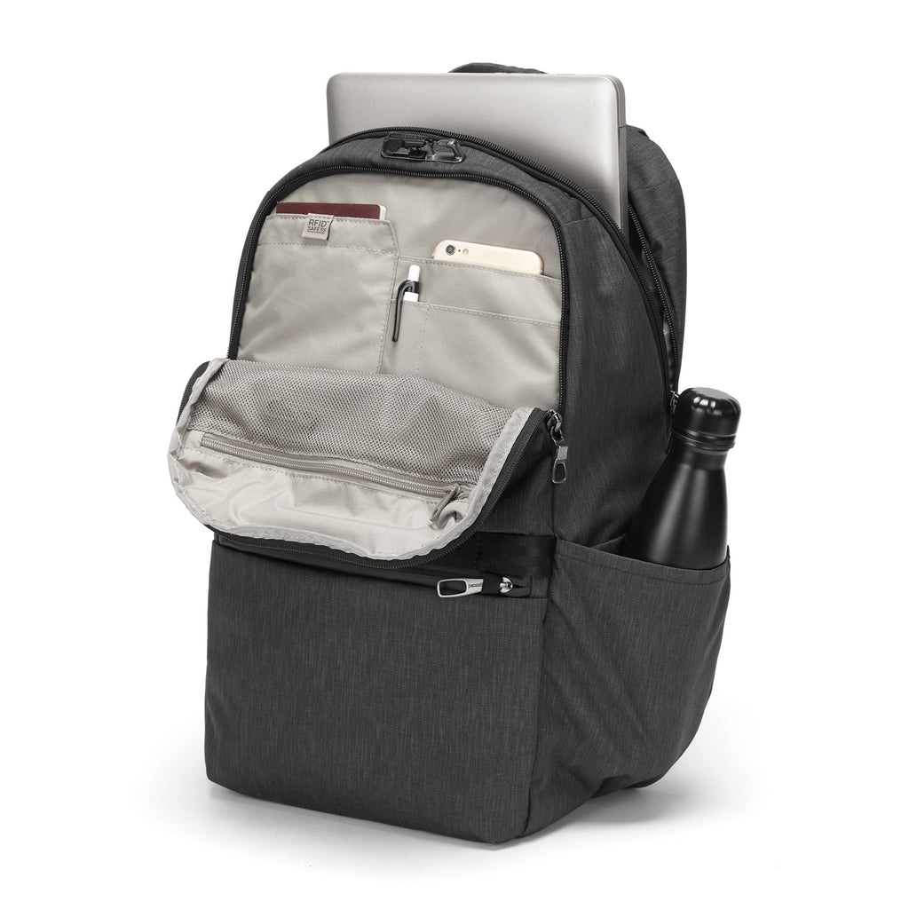 Metrosafe X Anti-Theft 25L Backpack, Carbon