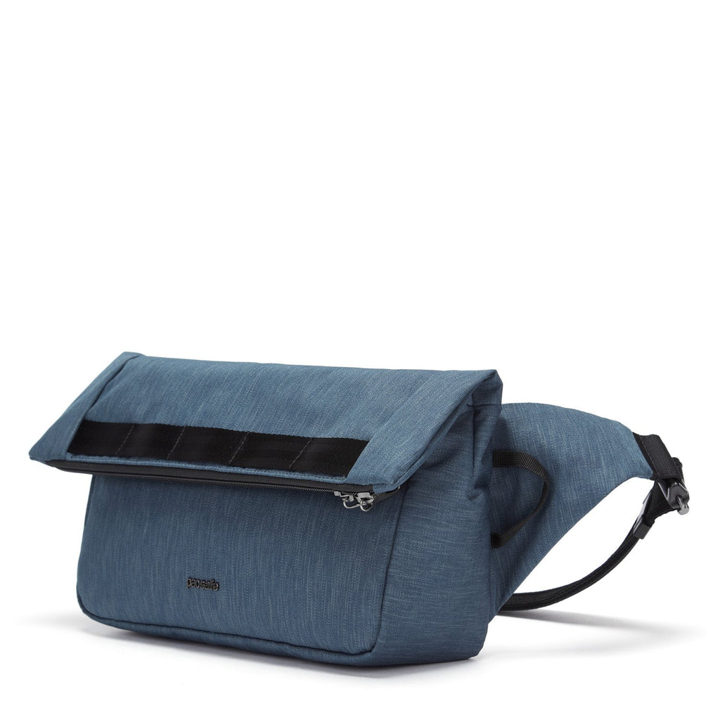 Metrosafe X Anti-Theft Sling Pack, Dark Denim