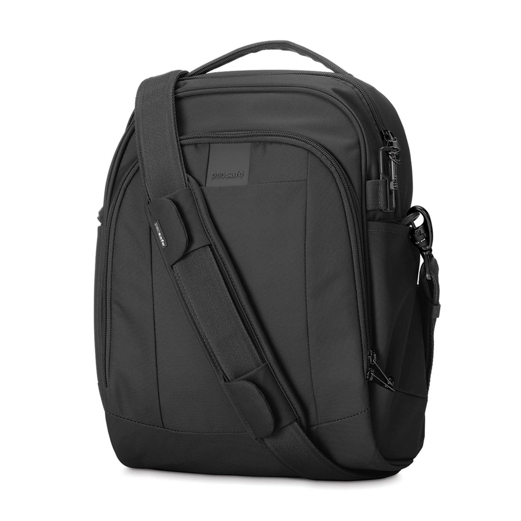 Metrosafe LS250 Anti-Theft Shoulder Bag, Black