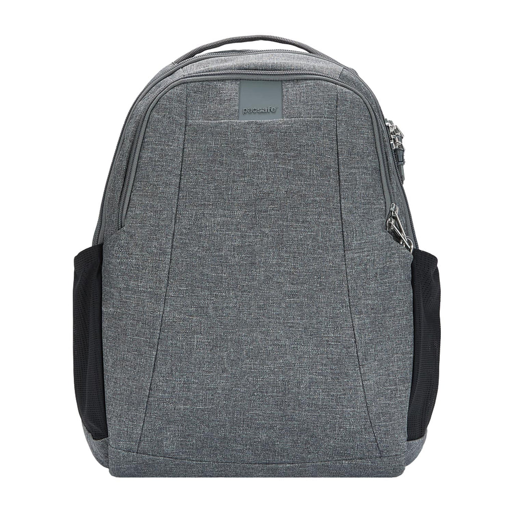 Metrosafe LS350 Anti-Theft 15L Backpack, Dark Tweed