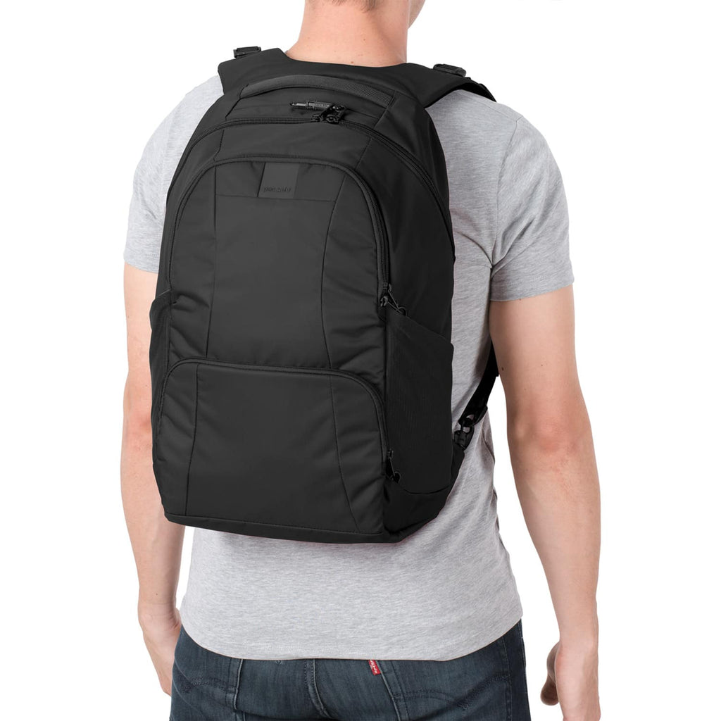 Metrosafe LS450 Anti-Theft 25L Backpack, Black