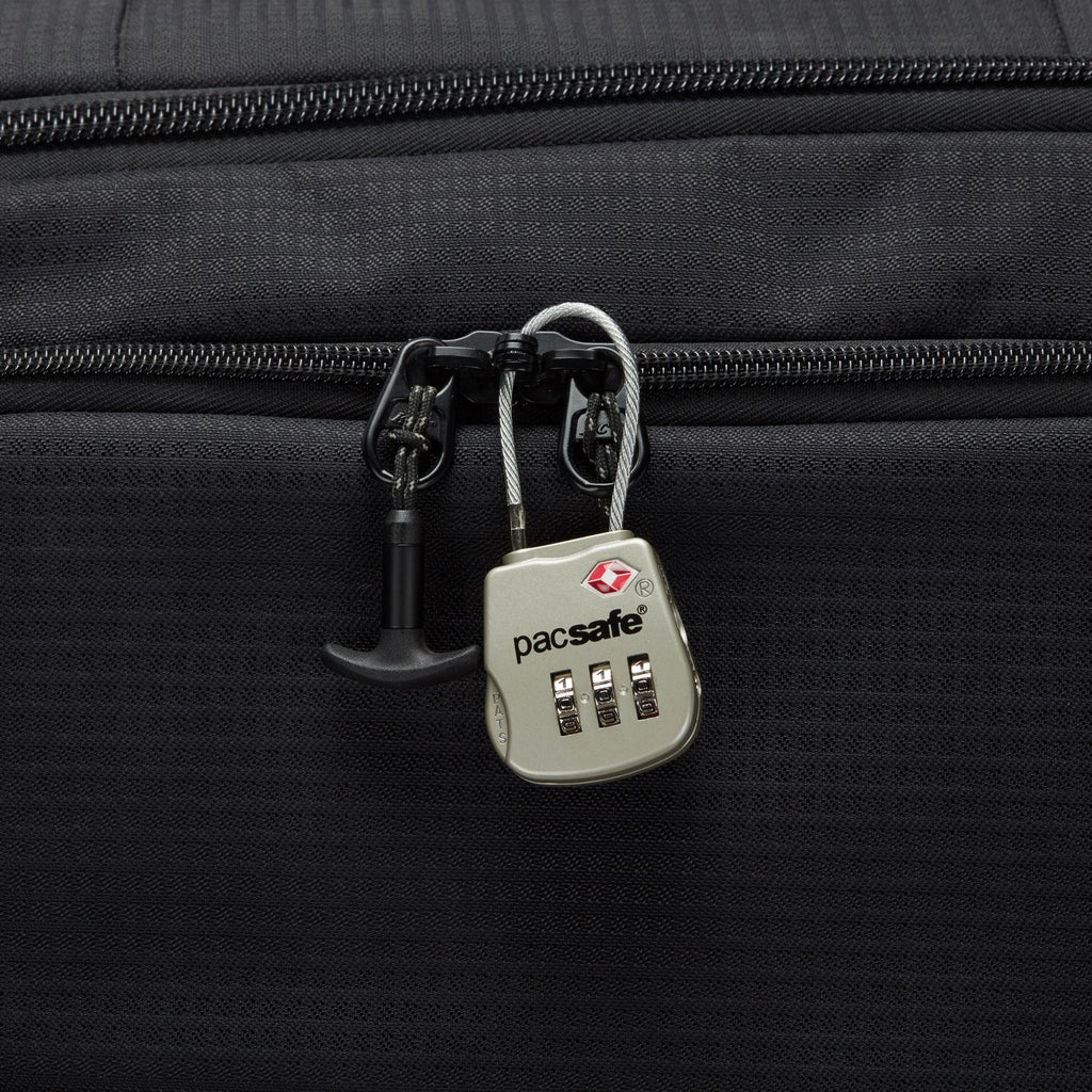 Prosafe 800 TSA Combination Cable Padlock