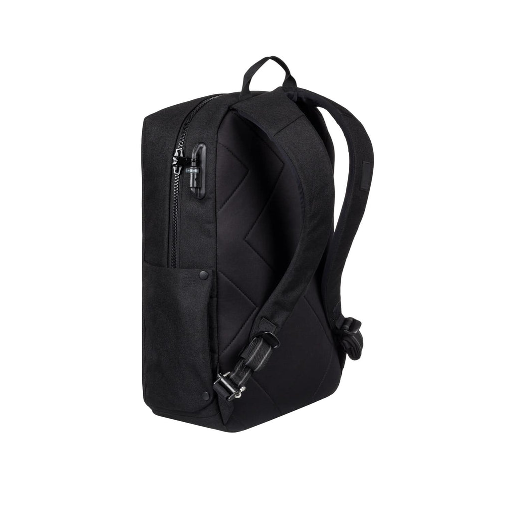 Quiksilver X Pacsafe 25L Anti-Theft Backpack, Black