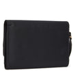 RFIDsafe RFID Blocking Clutch Wallet, Black
