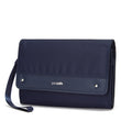 RFIDsafe RFID Blocking Clutch Wallet, Nightfall