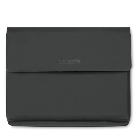 RFIDsafe TEC RFID Blocking Slim Passport Holder, Black