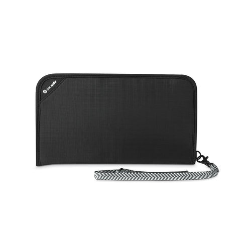 RFIDsafe V200 Travel Organizer, Black