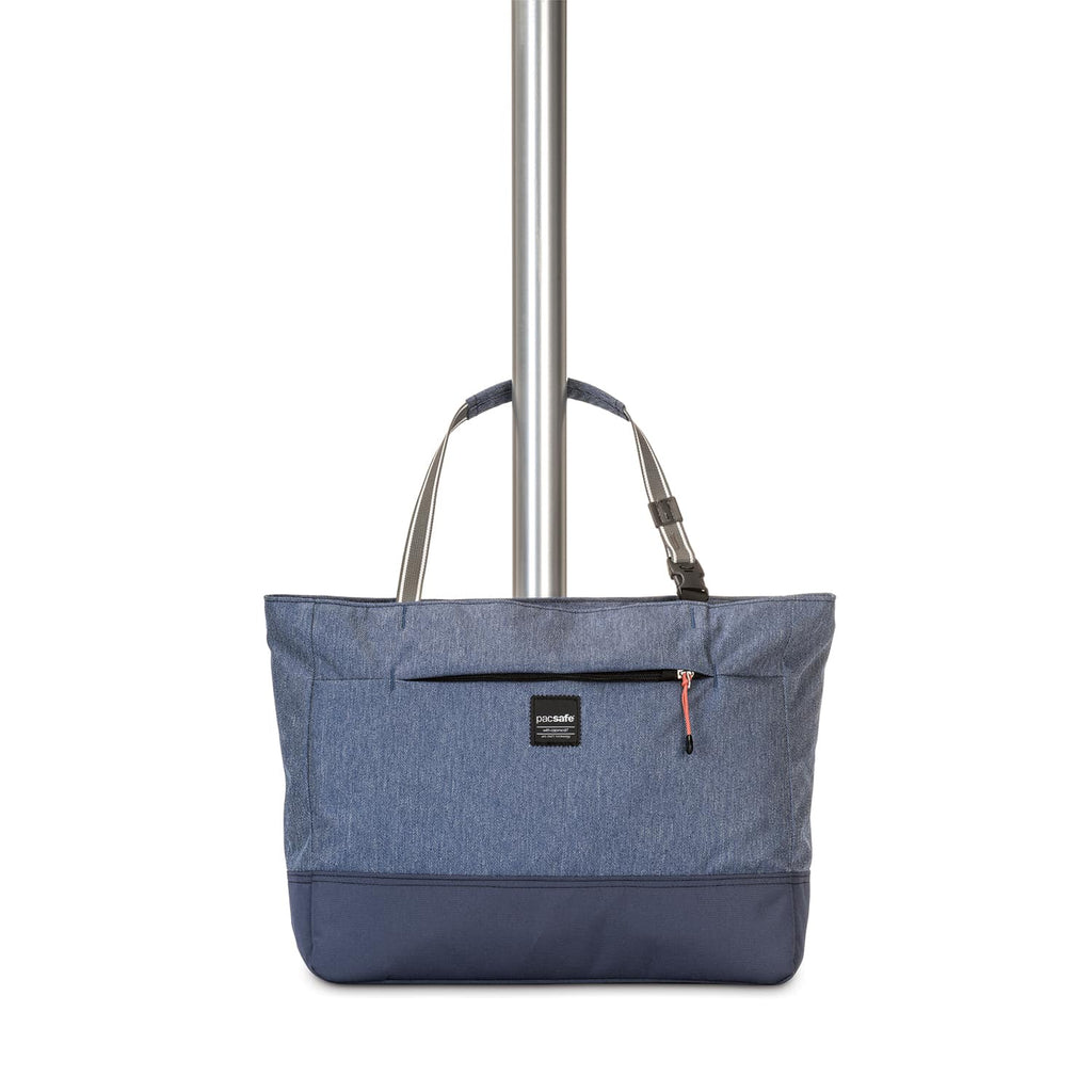 Slingsafe LX250 Anti-Theft Tote, Denim