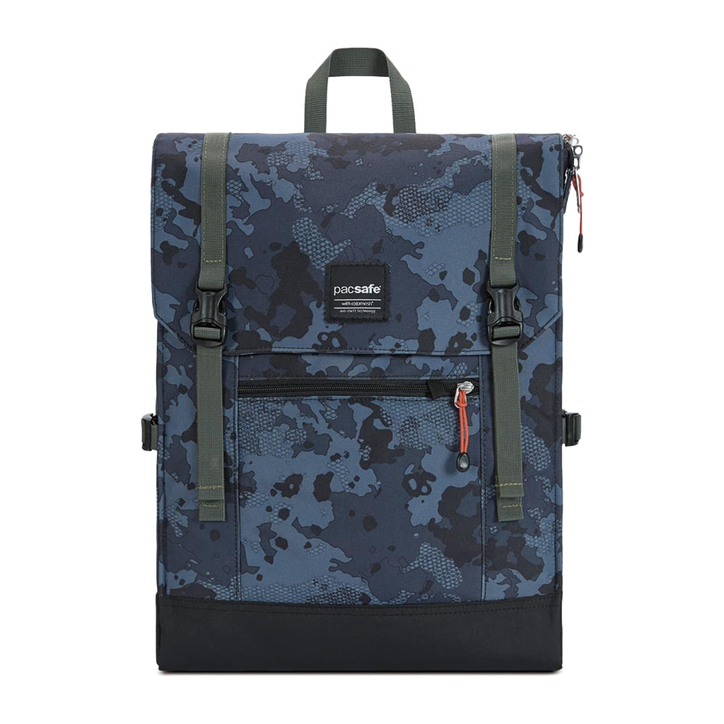 Slingsafe LX450 Anti-Theft Backpack, Gray Camo