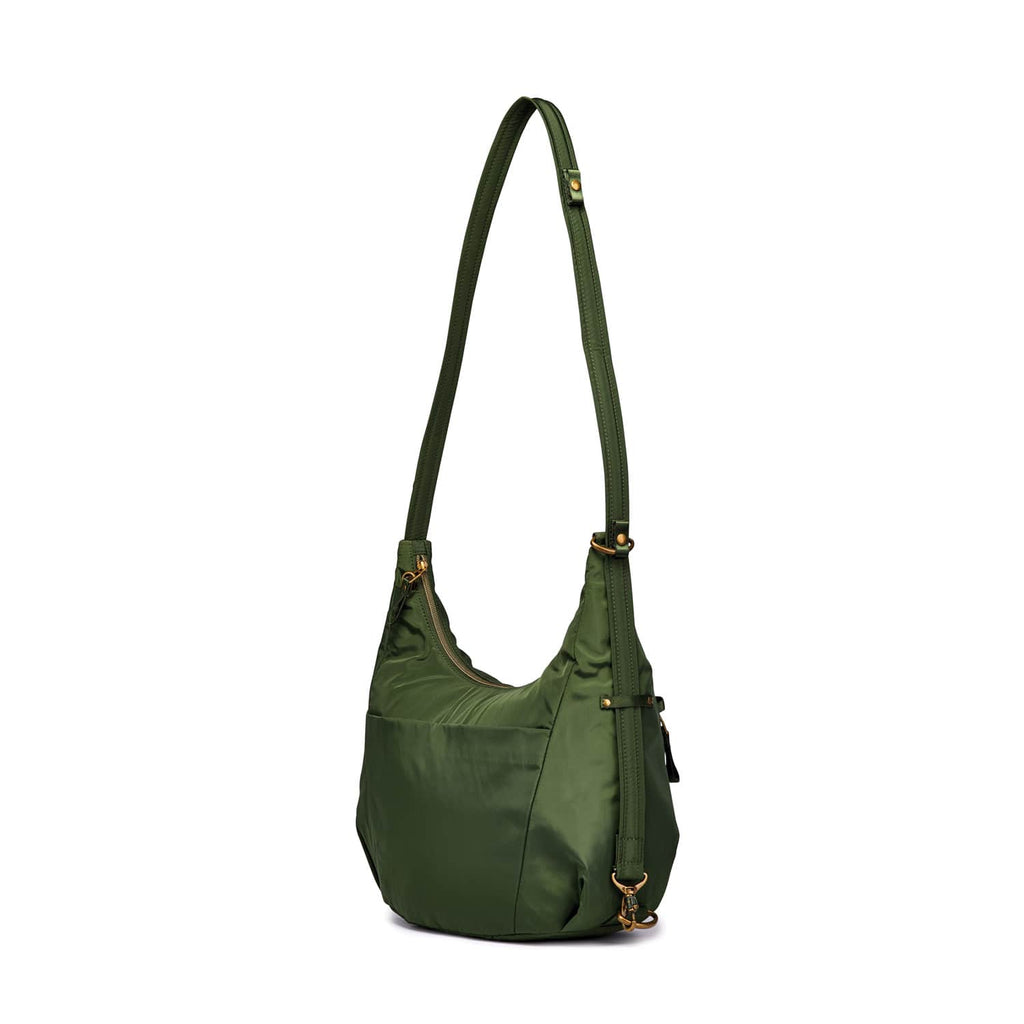 Pacsafe Stylesafe Anti-Theft Convertible Crossbody, Kombu Green