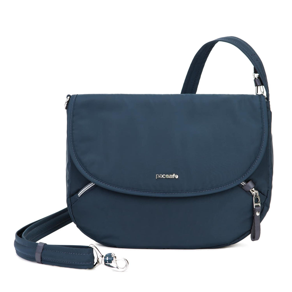Stylesafe Anti-Theft Crossbody Bag, Navy