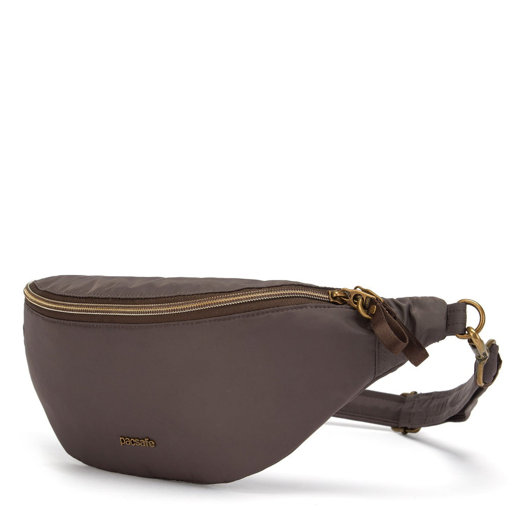 Sylesafe Anti-Theft Sling Pack, Mocha