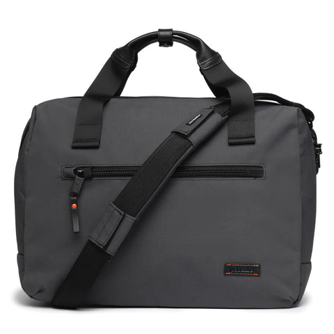 Unbox Therapy X Pacsafe Anti-Theft Briefcase, Charcoal