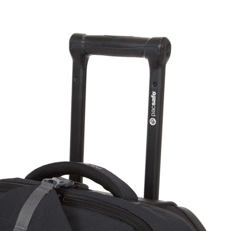 Venturesafe EXP21 Anti-Theft Wheeled Carry-On, Black