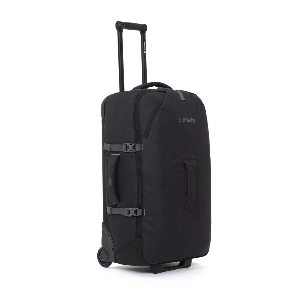 Venturesafe EXP29 Anti-Theft Wheeled Luggage, Black
