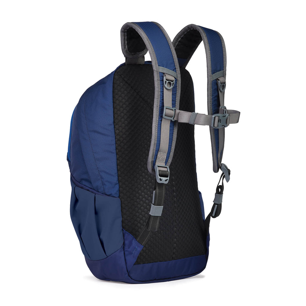 Venturesafe 15L G3 Anti-Theft Daypack, Lakeside Blue