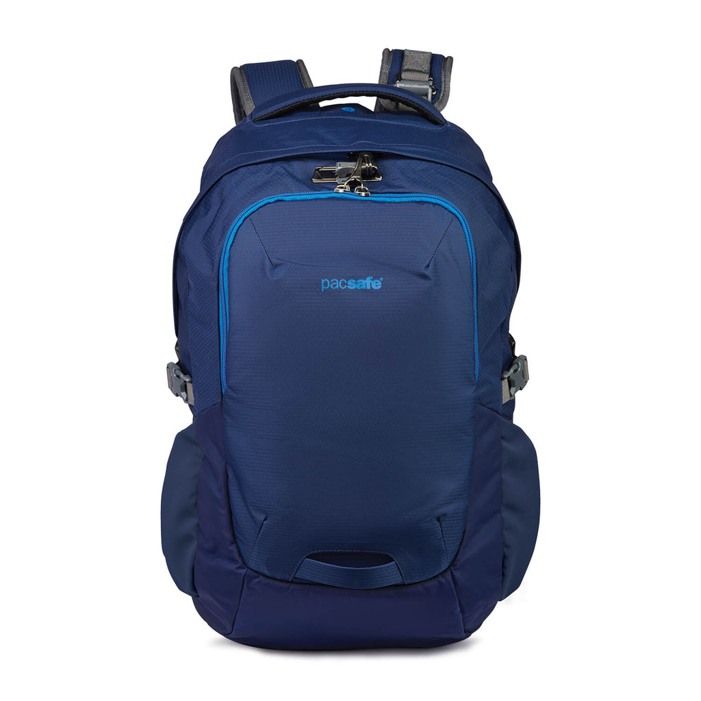 Venturesafe 25L G3 Anti-Theft Backpack, Lakeside Blue