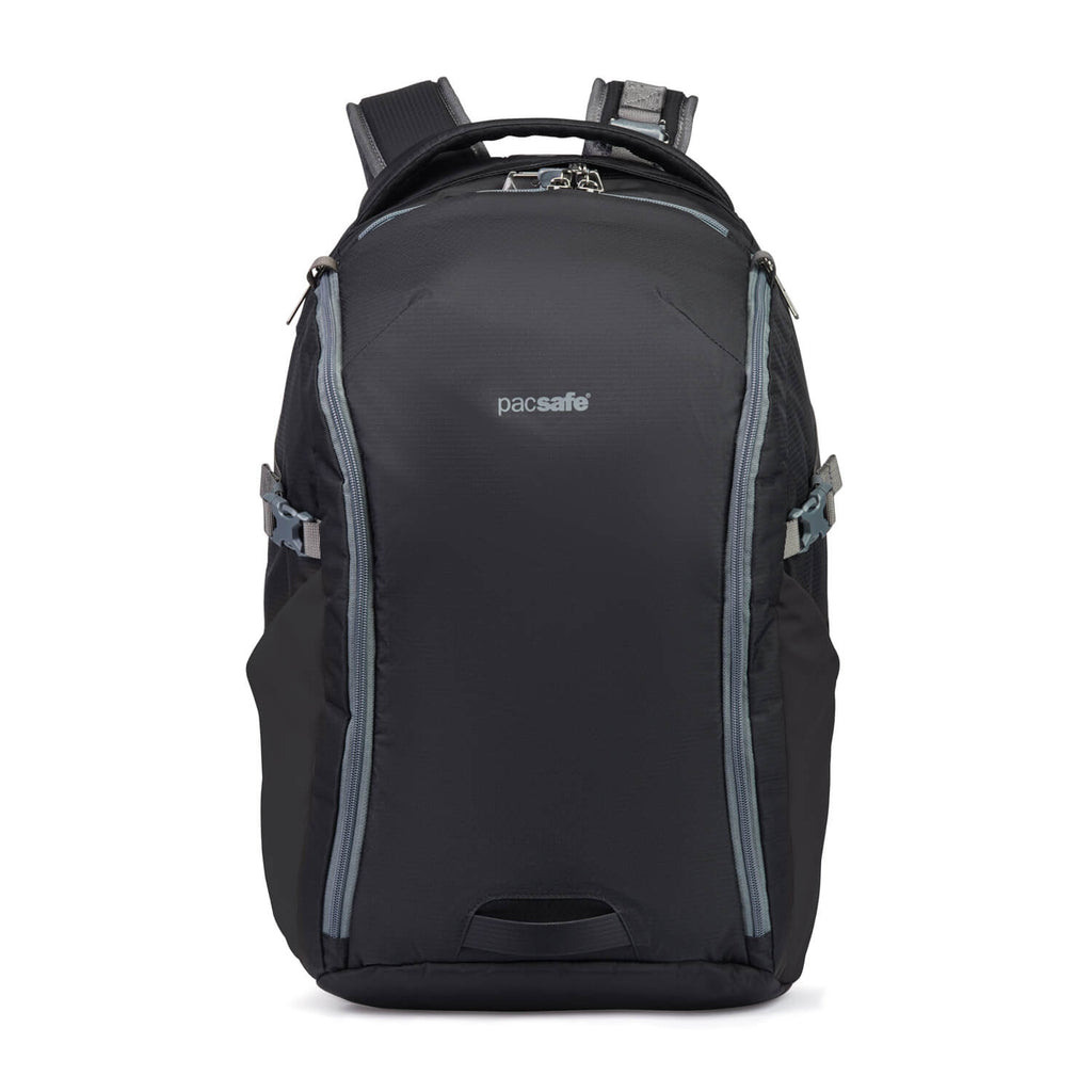 Venturesafe 32L G3 Anti-Theft Backpack, Black