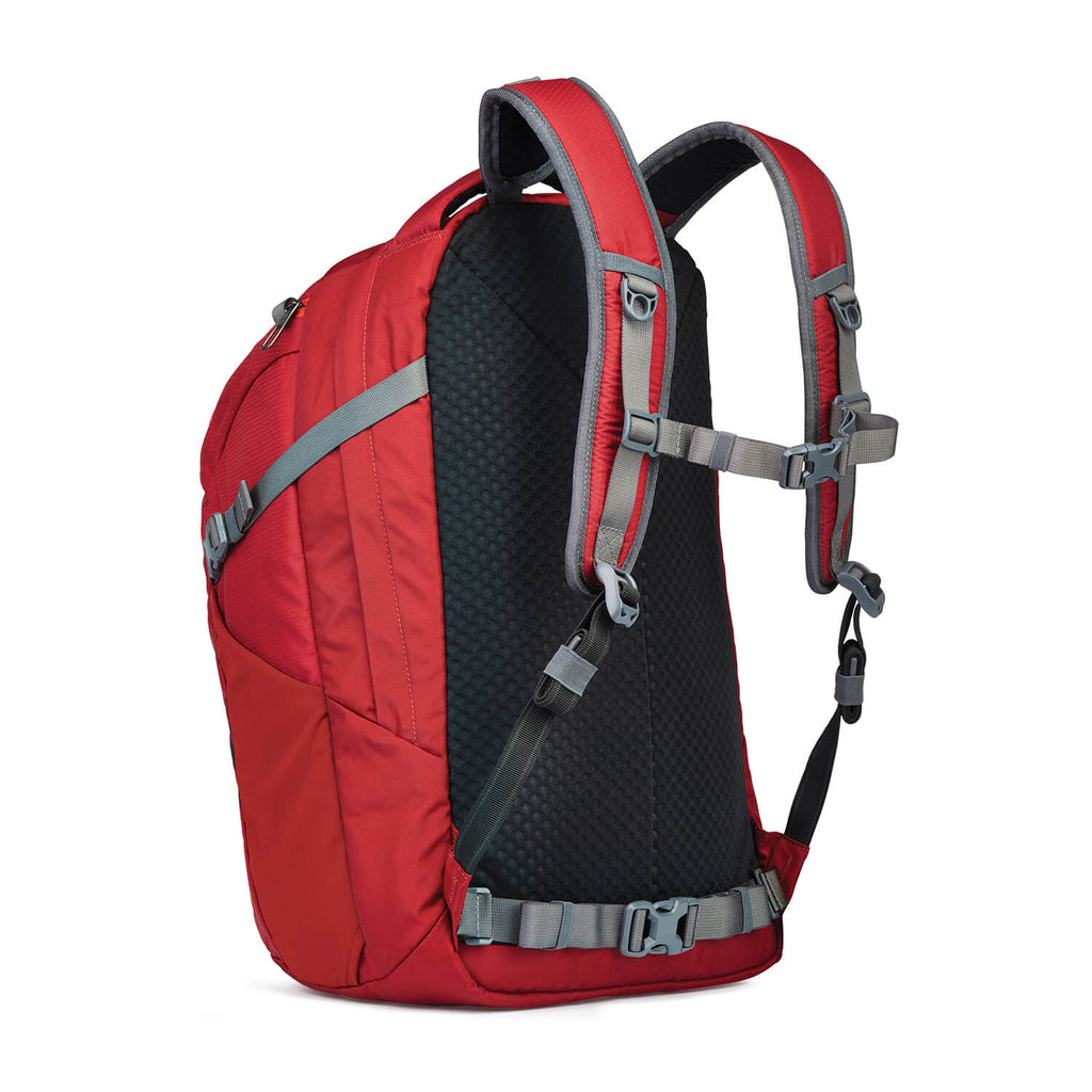 Venturesafe 32L G3 Anti-Theft Backpack, Goji Berry