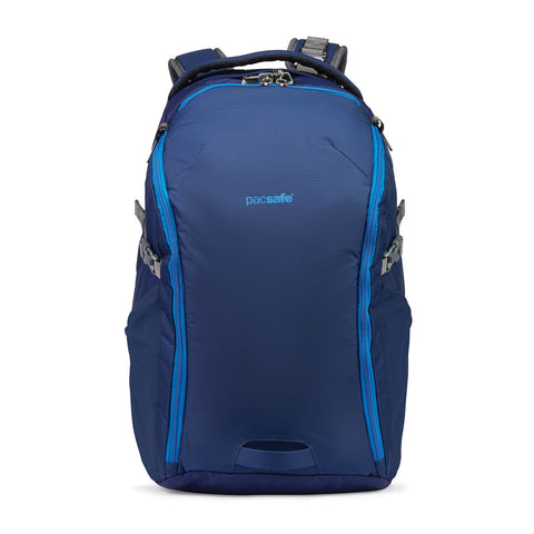 Venturesafe 32L G3 Anti-Theft Backpack, Lakeside Blue