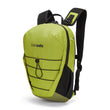 Venturesafe X12 Anti-Theft Backpack, Python Green