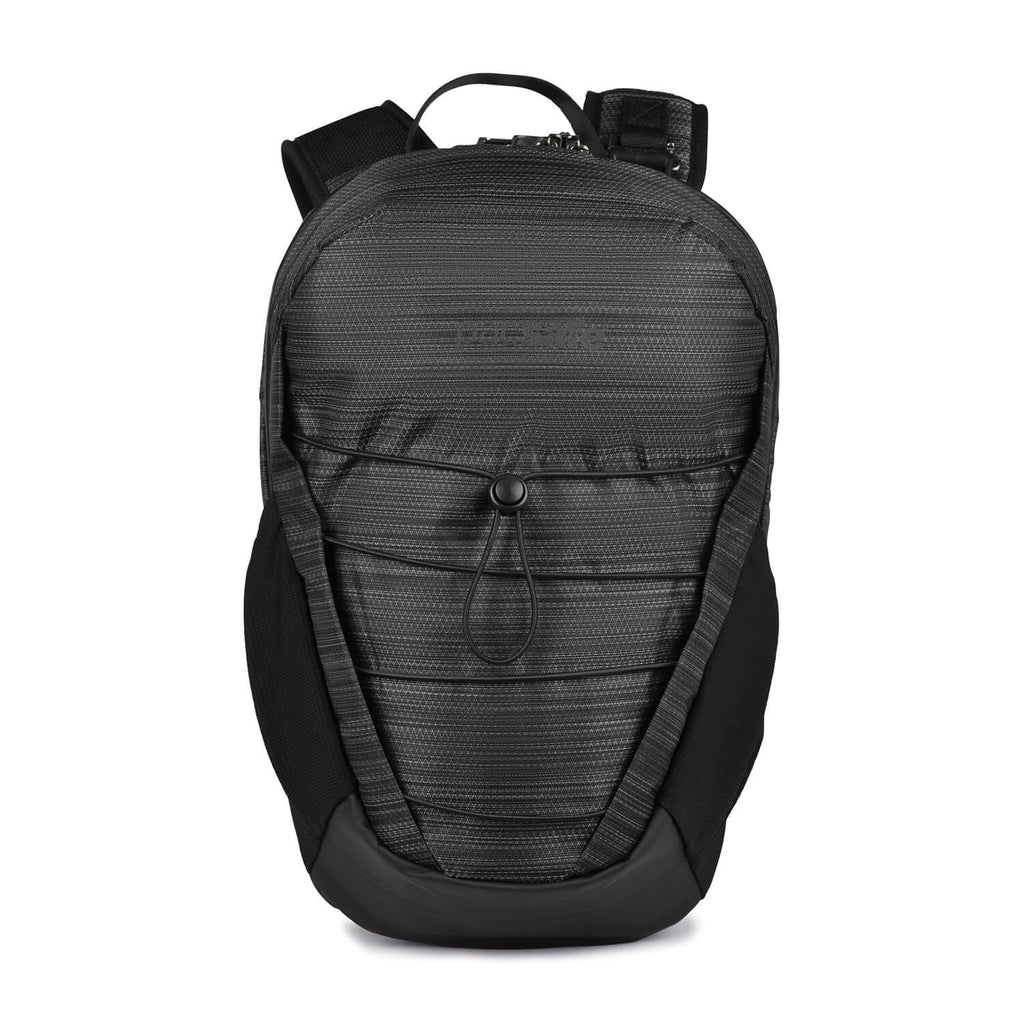 Venturesafe X12 Anti-Theft Backpack, Charcoal Diamond