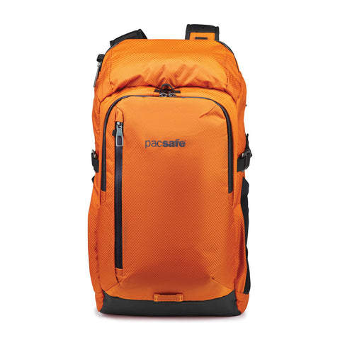 Venturesafe X30 Anti-Theft Backpack, Burnt Orange