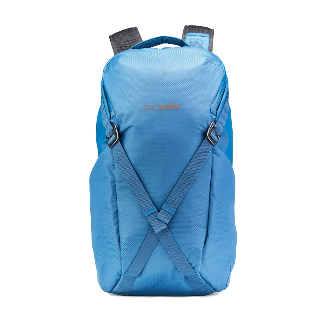 Venturesafe X24 Anti-Theft Backpack, Blue Steel