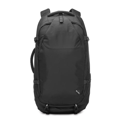 Venturesafe EXP65 Anti-Theft Travel Pack, Black