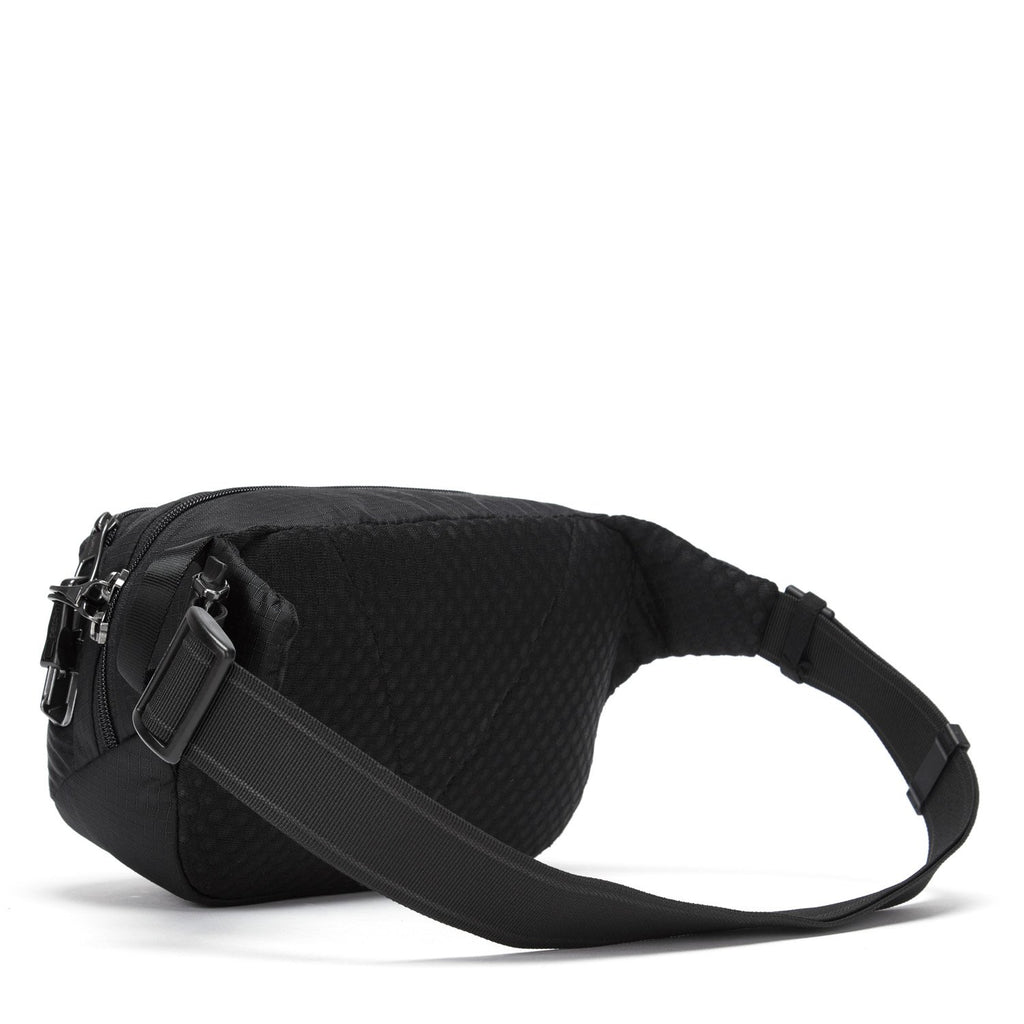 Vibe 100 Anti-Theft Hip Pack, Jet Black