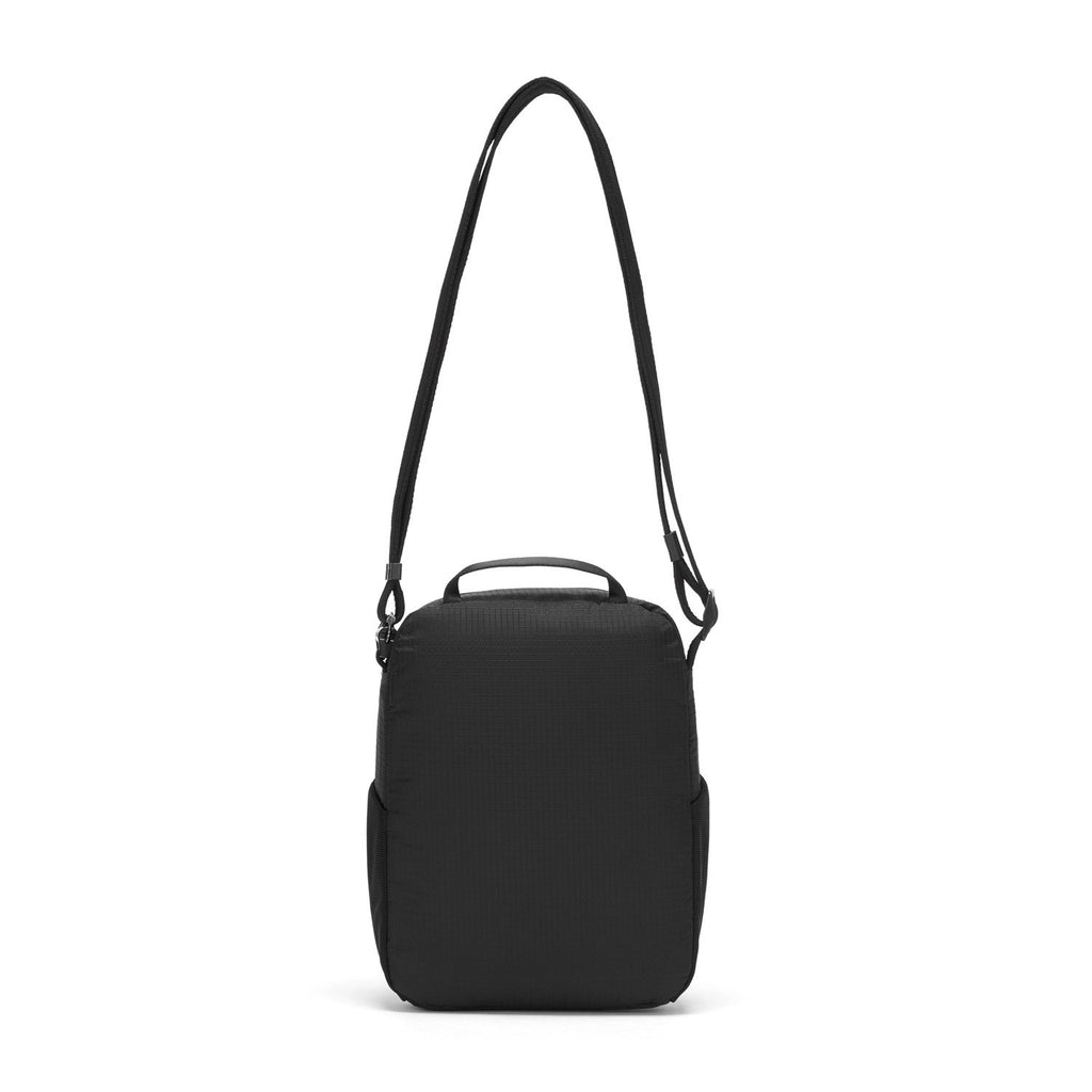 Pacsafe Vibe 200 Anti-Theft Crossbody, Jet Black