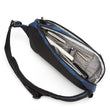 Vibe 325 Anti-Theft Sling Pack, Blue Camo
