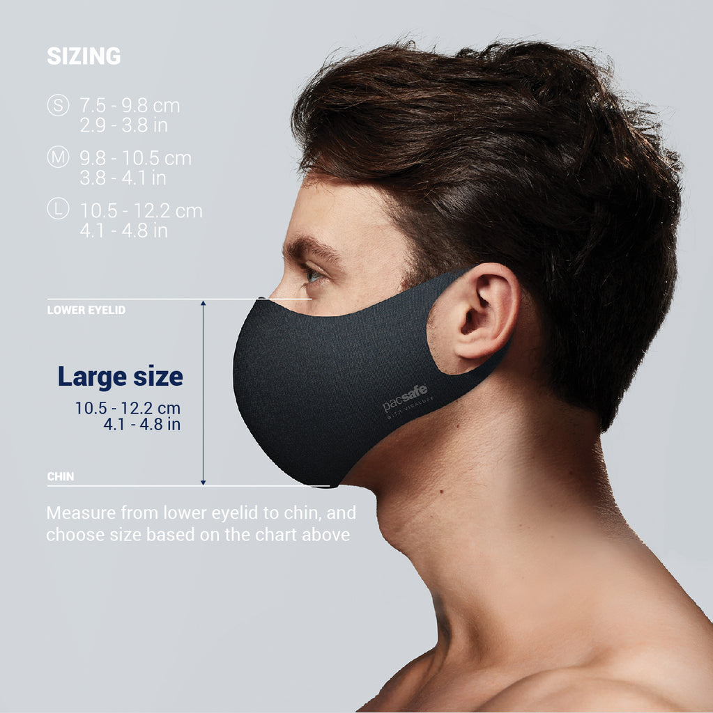 Protective & Reusable ViralOff Face Mask