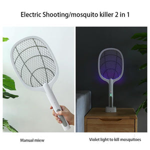 2 in 1 electric mosquito killer