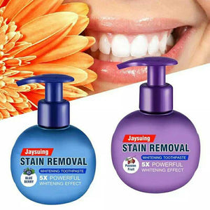 Intensive Stain Removal Teeth Whitening Toothpaste
