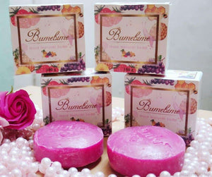 Miracle whitening soap