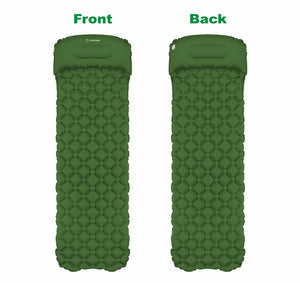 Outdoor inflatable sleeping pad