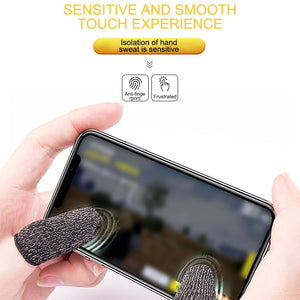 Finger Cots for Mobile Gaming