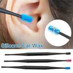 Reusable Ear Wax Removal Kit – Silicone