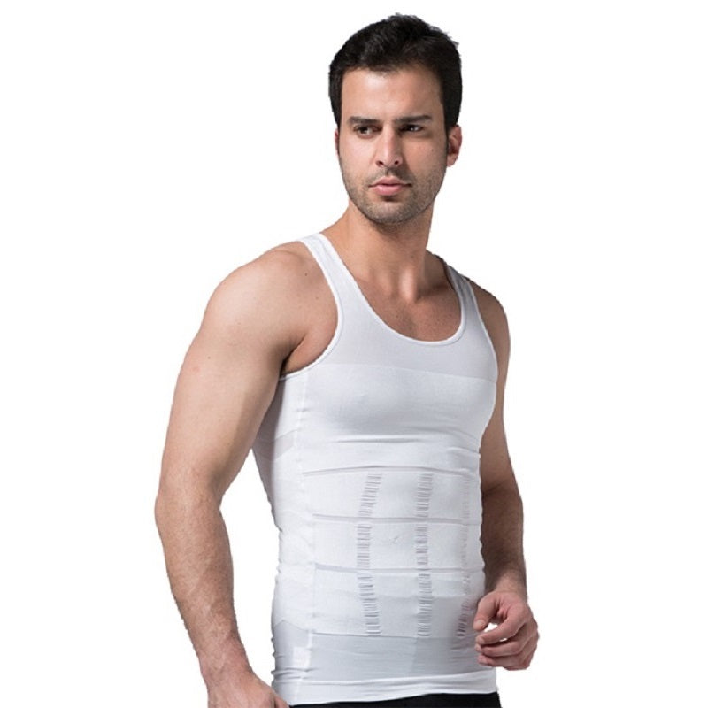 Men slimming body shaper