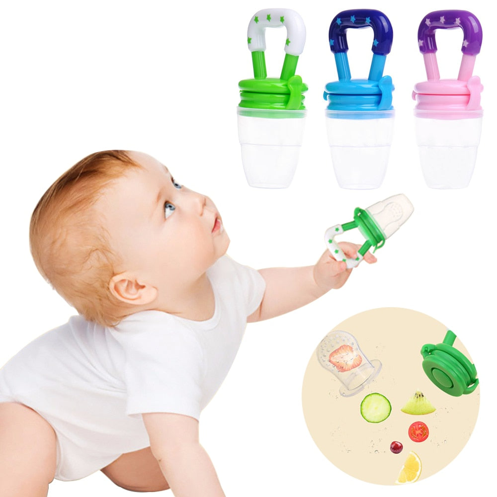 All-In-One Baby Pacifier