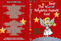 DVD - The Best Bellydance Pageant Ever! - December 3, 2017
