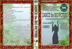 DVD - Dance the Big Picture - June 26, 2016