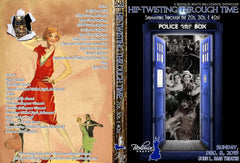 DVD - Hip Twisting Through Time: 20s, 30s, & 40s - December 8, 2013