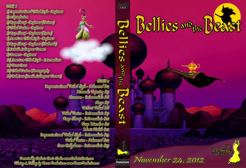 DVD - Bellies and the Beast - November 24, 2012