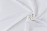 Bamboo Bed Sheet - White