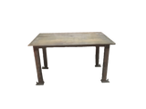"38x58 welding worktable with 5/8"" top"