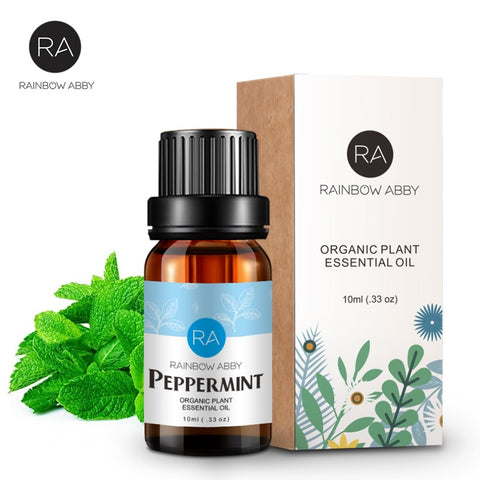 Image of 100% Peppermint Pure Essential Oil 10ml