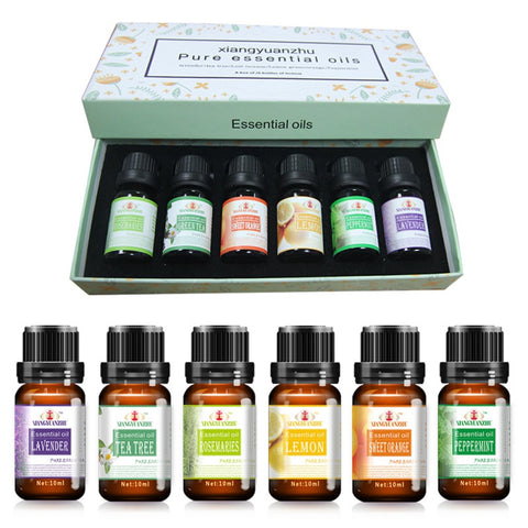 Image of 100% Pure Compound Essential Oils Set
